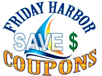 Friday Harbor Coupons